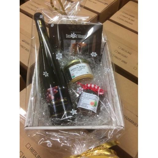 Délice alsacien - Vins Scheyder